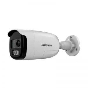 Caméra à balle fixe ColorVu PIR Siren 2 MP