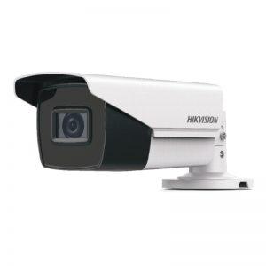 Caméra Bullet Varifocale Motorisée 4K